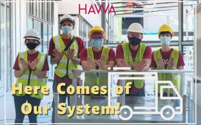 HAVVA collaborate with Gamuda to build the first urban farm in Quayside Mall at Selangor – Part 4